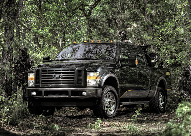 Ford F-Series Cabelas FX4 2009