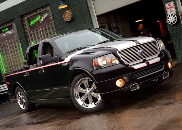 Ford F-150 Foose Edition 2008