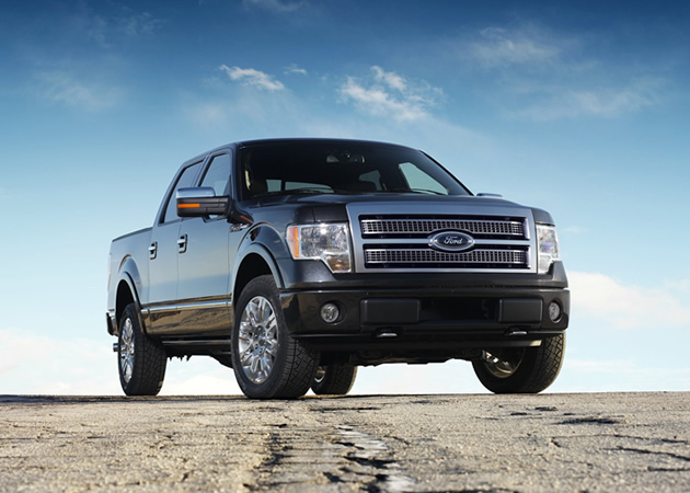 Ford F-150 Platinum 2009