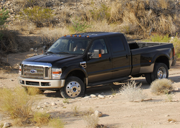 Ford F-450 Super Duty 2008